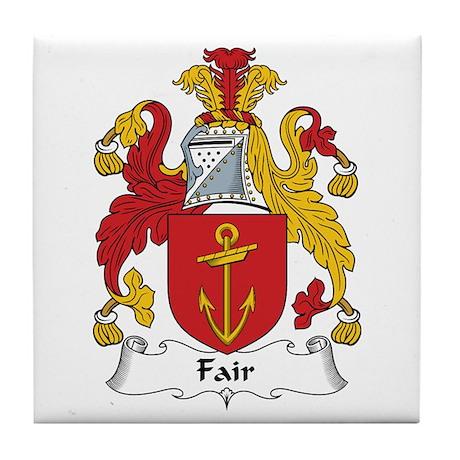 Fair Tile Coaster