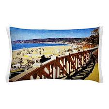 Santa Monica Pillow Case