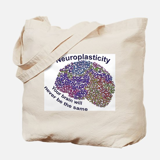 NeuroplasticityA Tote Bag