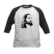 Jesus Face Baseball Jersey