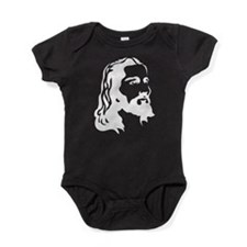 Jesus Face Baby Bodysuit