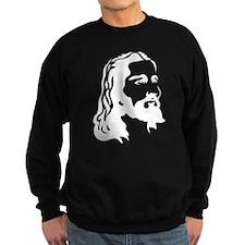 Jesus Face Sweatshirt