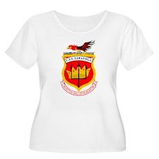 USS Saratoga CV-60 Plus Size T-Shirt