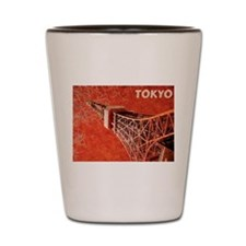 Tokyo Tower Shot Glass