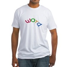 Word T-Shirt (fitted)