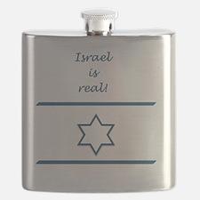 Israel Is Real Flask