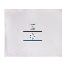 Funny Hamas Throw Blanket