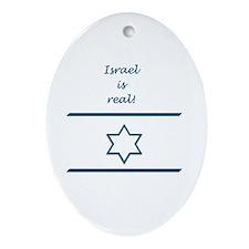 Cute Hamas Ornament (Oval)