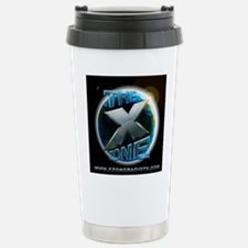 X Zone Earth logo 12x12 w website.jpg Travel Mug