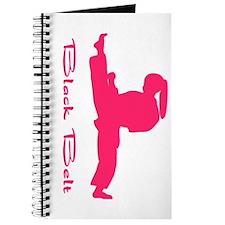 Martial Arts Female Journal
