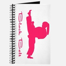 Martial Arts Female Journal
