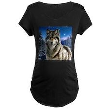 Lone Wolf Maternity T-Shirt