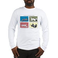 Cute Greyhounds Long Sleeve T-Shirt