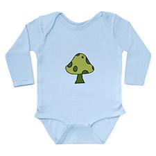 Green Mushroom Body Suit