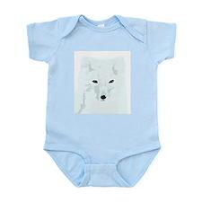 Arctic Fox Infant Creeper