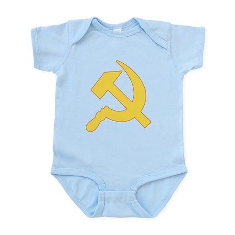 Hammer & Sickle Infant Bodysuit