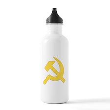 Hammer & Sickle Water Bottle