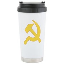 Hammer & Sickle Travel Mug
