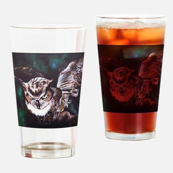 Cute Wildlife paintings Drinking Glass
