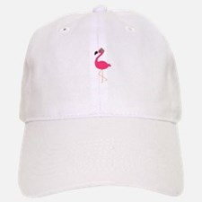 Hat Wearing Flamingo Baseball Baseball Baseball Cap