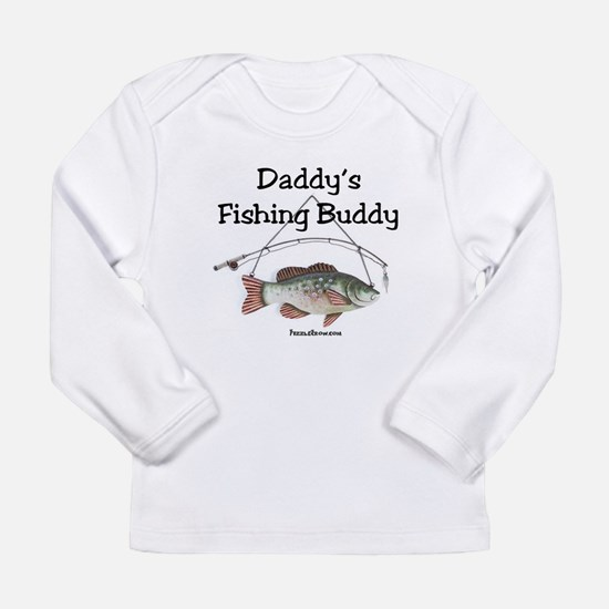 Cute Boating Long Sleeve Infant T-Shirt