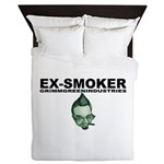 Ex-Smoker Queen Duvet