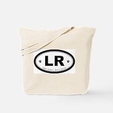 LR: Labrador Retriever Tote Bag