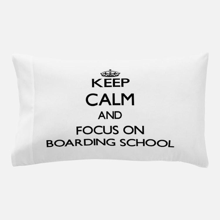 Cute Boarding school Pillow Case