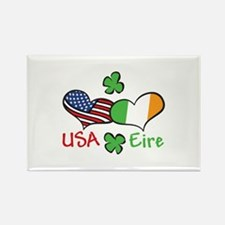 USA Eire Magnets