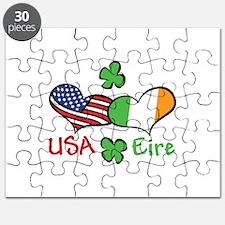 USA Eire Puzzle