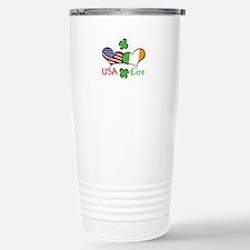 USA Eire Travel Mug