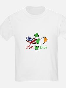 USA Eire T-Shirt