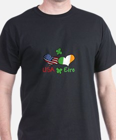 USA Eire T-Shirt