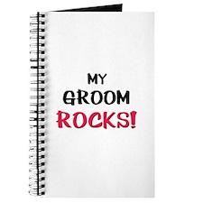 My GROOM ROCKS! Journal