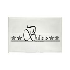 Bullets Rectangle Magnet