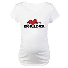 I Heart My Borador Shirt