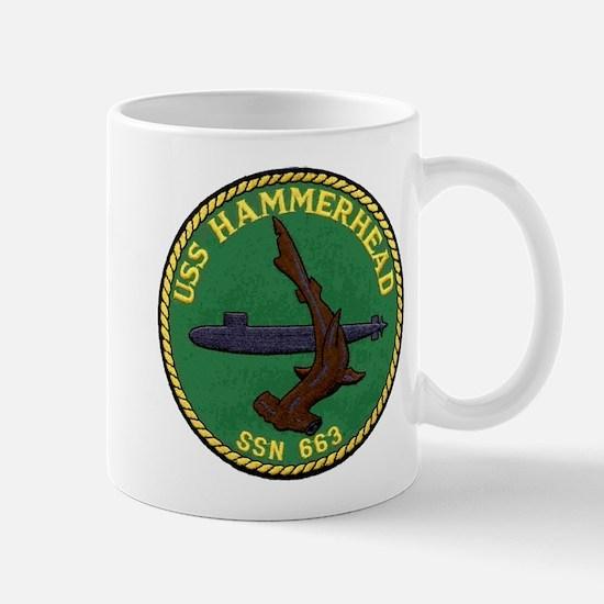 USS HAMMERHEAD Mug