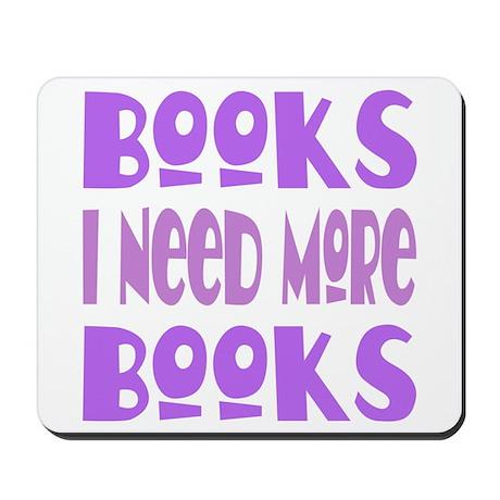 More Books Mousepad
