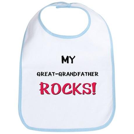 My GREAT GRANDFATHER ROCKS! Bib