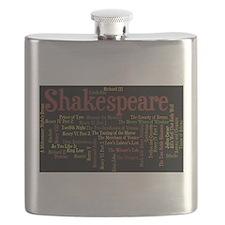 Funny Richard iii Flask