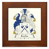 Eccles family Framed Tiles