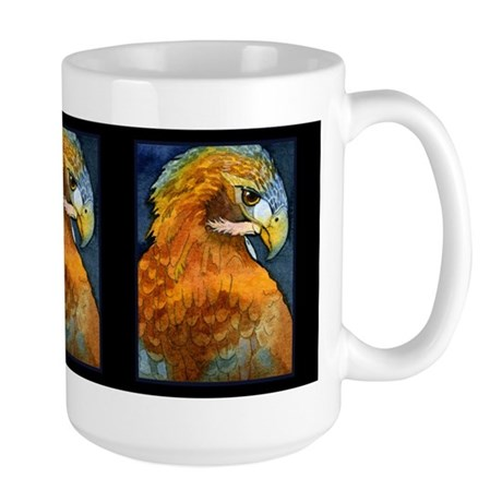 Golden Eagle Large Mug