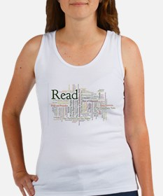 Literature: 100 Best Books of All Time Tank Top