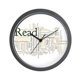 Literature Wall Clocks