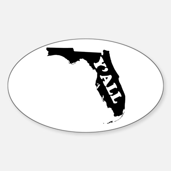 Florida Yall Decal