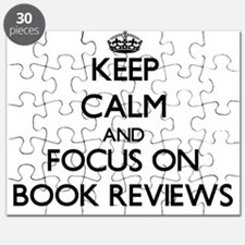 Cool Book reviews Puzzle