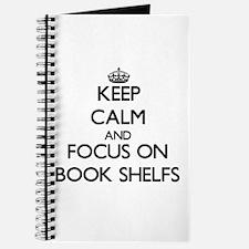 Unique Book shelves Journal