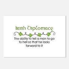 Irish Diplomacy Postcards (Package of 8)