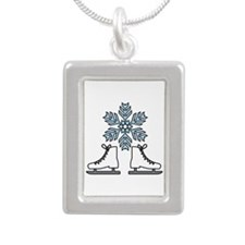 Ice Skating Necklaces