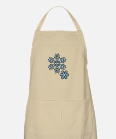Snow Flakes Apron